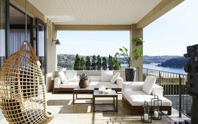 Ideas para reforma de terraza creando un estilo moderno, cómodo y funcional